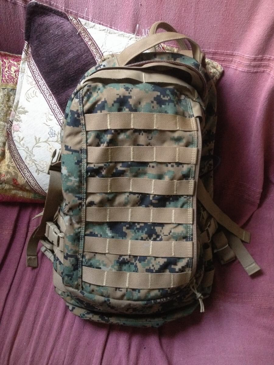 ILBE Assault Pack Front